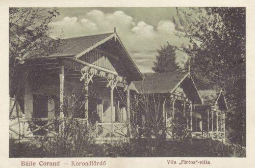 Korondfürdő:Firtos villa.1933