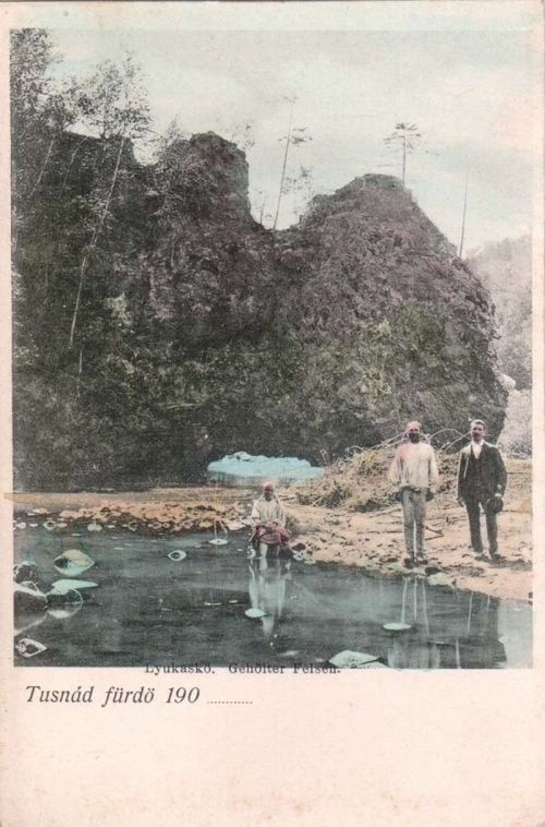 Tusnád:Lyukas kő.1903