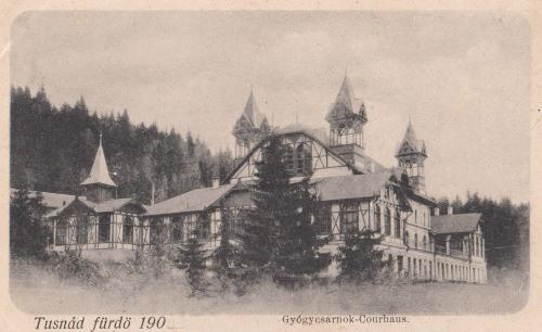 Tusnád:Gyógycsarnok.1904