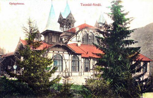 Tusnádfürdő:Kursalon.1909