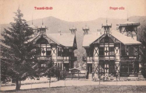 Tusnád-fürdő:Práger villa.1908