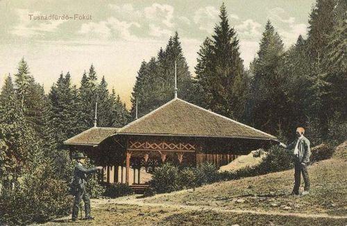 Tusnádfürdő:Főkút.1912