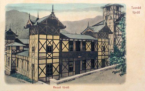 Tusnád fürdő:Rezső fürdő.1903
