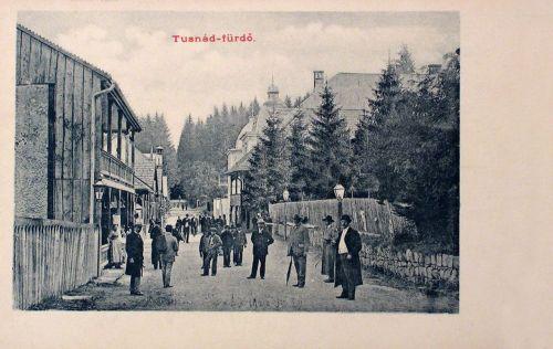 Tusnád-fürdő:Fő út.1902