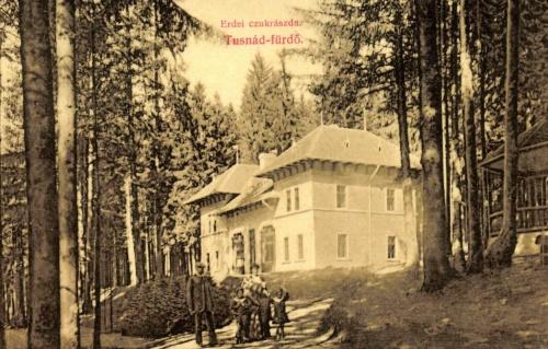 Tusnád:erdei cukrászda,1908.