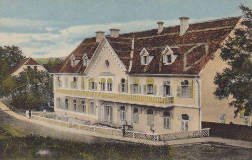 Báznafürdő:szálloda.1913