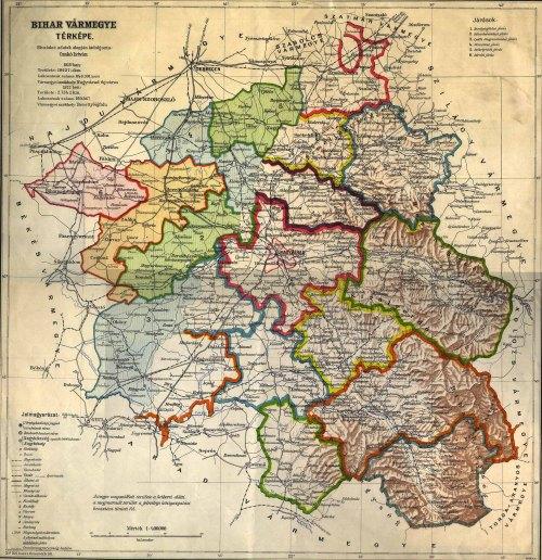 Püspökfürdő:Bihar vármegye,nagyváradi járás.