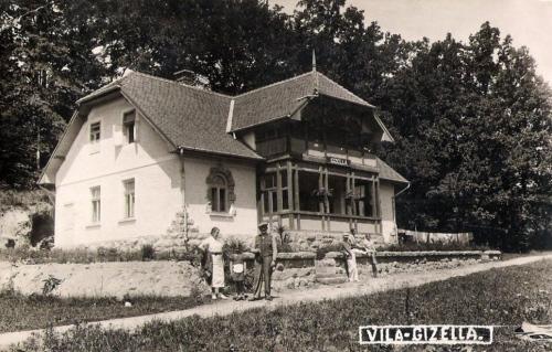 Málnás:Gizella villa.1936