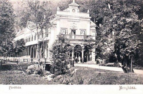 Menyháza:Fürdőház.1905