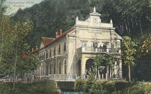 Menyháza:Fürdőház.1913
