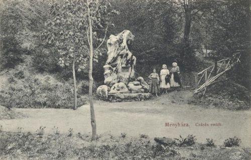Menyháza:Czárán emlék.1912