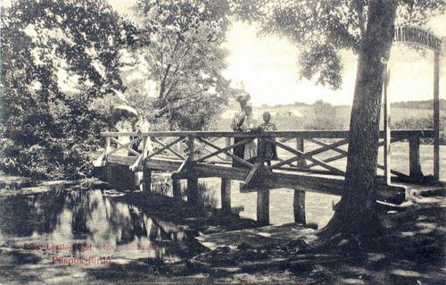 Püspökfürdő:Szent László sziget.1908