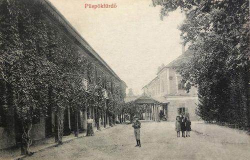 Püspökfürdő:szálloda.1909
