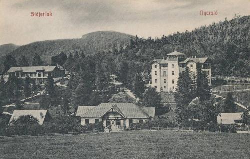 Stájerlak:nyaralók.1908