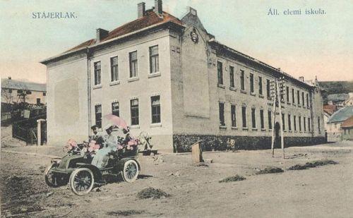 Stájerlak:Állami elemi iskola.1911