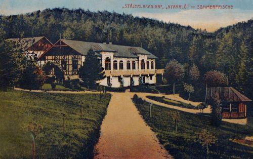 Stájerlakanina:panzió.1913