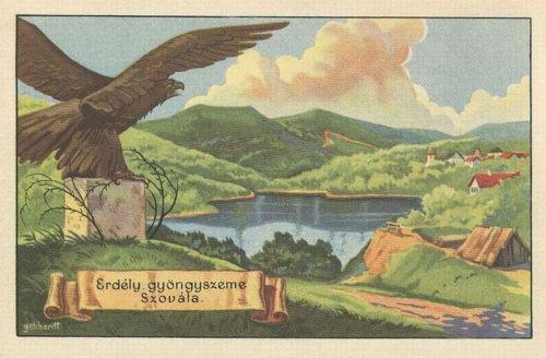 Erdély Gyöngyszeme Szováta.1920
