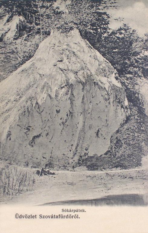 Szováta:Só Kárpátok.1907