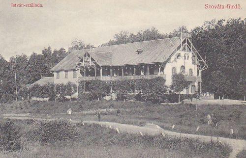 Szováta-fürdő:István szálloda.1908