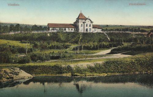 Vizakna:vasútállomás.1916