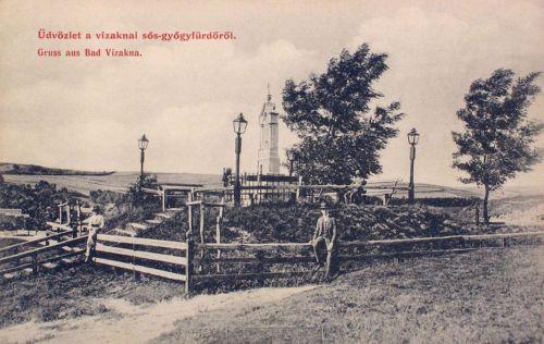 Vizakna:Kálvária.1910