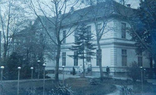 Zsombolya:korház.1917