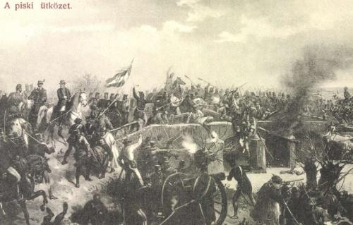 Piski:ütközet Bem József tábornok vezetésével,1849 február 9.
