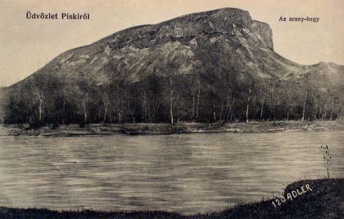 Piski:arany hegy.1911