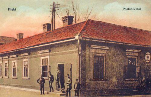Piski:posta.1914