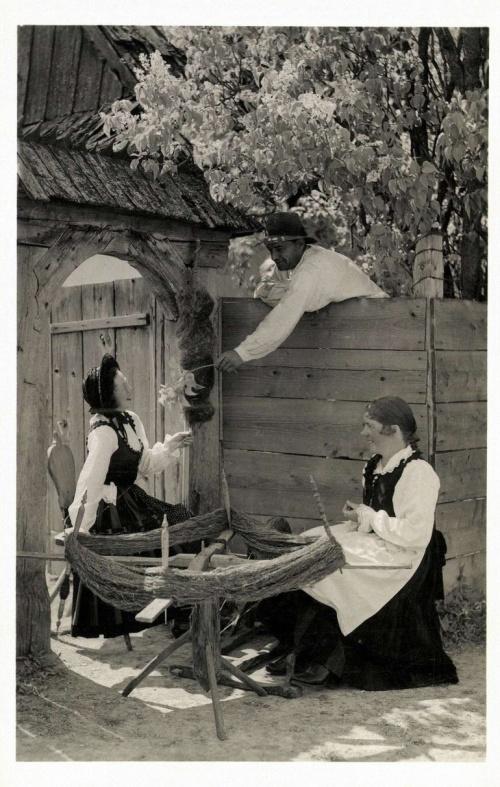 Csikdelne:tavaszi udvarló,1942.