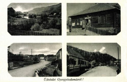 Gyergyósalamás:Levente Otthon,1943.