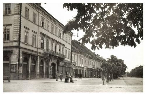Beszterce,Fa utca,1943