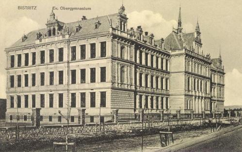 Beszterce:evangélikus főgimnázium,1912