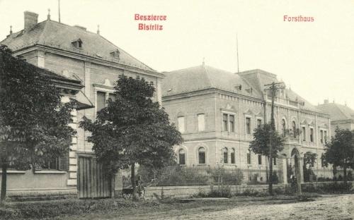 Beszterce:ERdőigazgatóság,1909