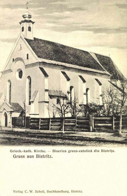 Beszterce:görög katolikus templom,1906
