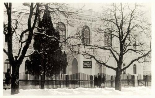 Beszterce:Magyar Kaszinó,1943