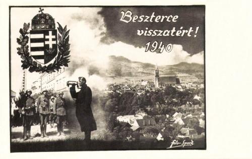 Beszterce:visszatért,1940 szeptember 8