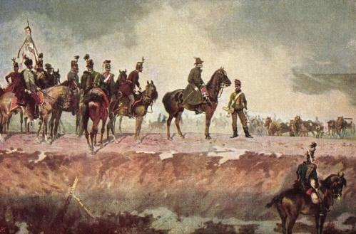 Nagyszebeni csata Bem József tábornok vezetésével,1849 március 11.
