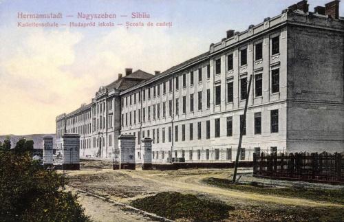 Nagyszeben:hadapródiskola,1912.