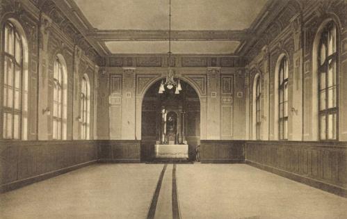 Nagyszeben:Hadapródiskola,kápolna,1909.