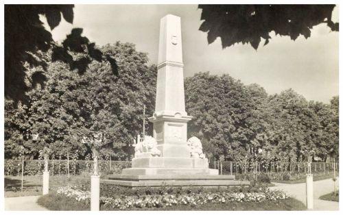 Sepsiszentgyörgy:szabadságharc emlékműve,1942