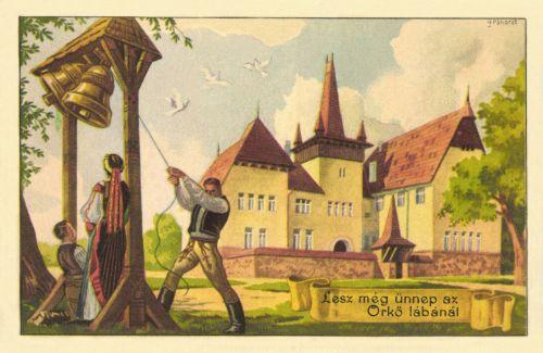 Sepsiszentgyörgy:Lesz még ünnep az Orkő lábánál,1920 körül.