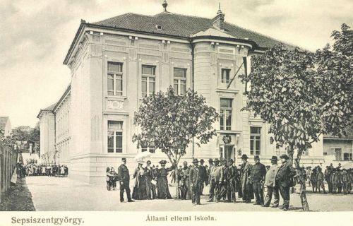 Sepsiszentgyörgy:Állami Elemi Iskola,1906.