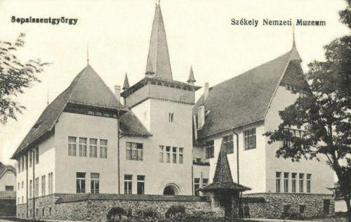 Sepsiszentgyörgy:Székely Nemzeti Múzeum,1917.