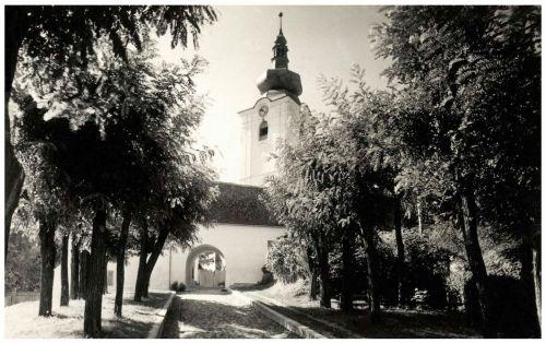Sepsiszentgyörgy:református templom,1942.
