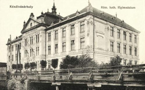Kézdivásárhely:katolikus főgimnázium,1915.