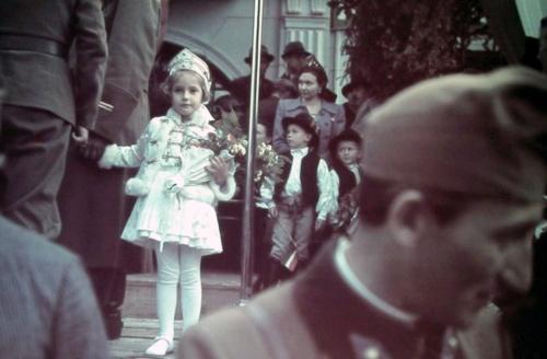 Kézdivásárhely:kisleány,1940 szeptember 13.