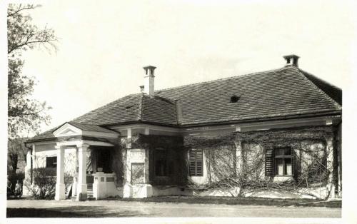 Székelykeresztúr:Gyárfás kúria,Petőfi utolsó szálláshelye,1942.