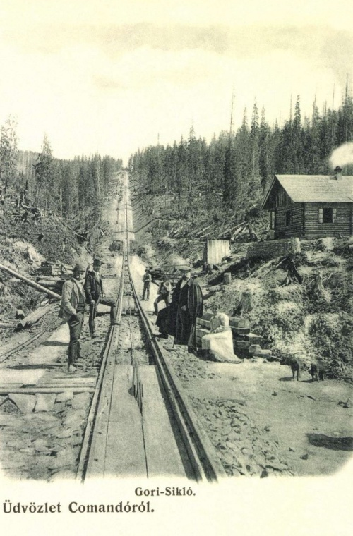 Kommandó:Gori sikló,1905.