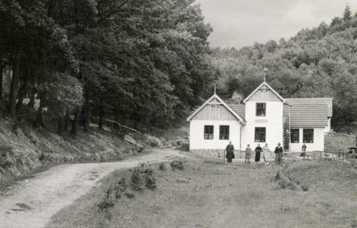 Kovászna:látkép,1942.